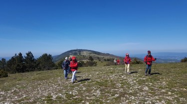 randonné pédestre association ARCL marche de robion vaucluse