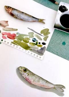 cours de dessin dans le vaucluse, activité arts plastiques de robion