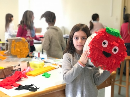 cours d'arts plastiques enfants adolescents