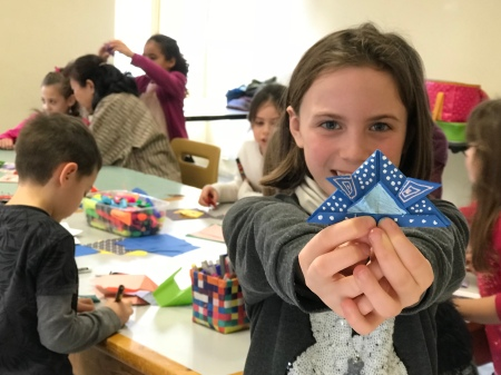 cours d'art plastique enfants de robion ARCL