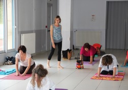 Yoga à robion