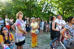 Robion fête ARCL public cerfs volants 2