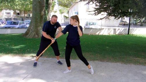 self defense, Apprendre à se defendre, Activité sportive à Robion, Vaucluse