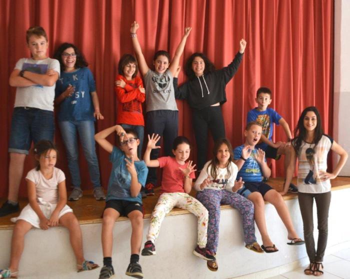 Robion ARCL théâtre enfants 2