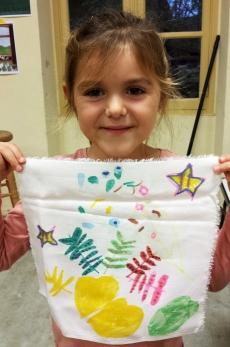 activité extra scolaire à robion, dessin à robion, cours artistiques pour enfant