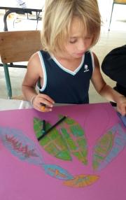 cours de dessin à robion, cours du mercredi apres midi à robion, cous artistique