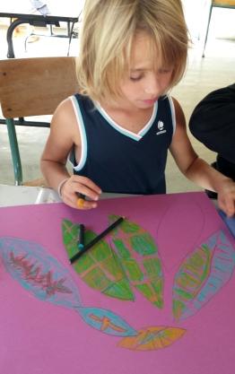 +cours de dessin à robion, activité artistique