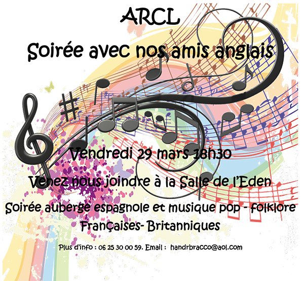 Poster Soirée 29 03 19