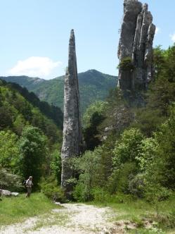 voyage randonné avec club de marche de Robion, Vaucluse (2)
