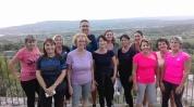 marche active à robion, Luberon, activité sportive (1)