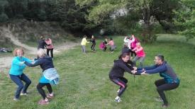 marche active à robion, Luberon, activité sportive (4)